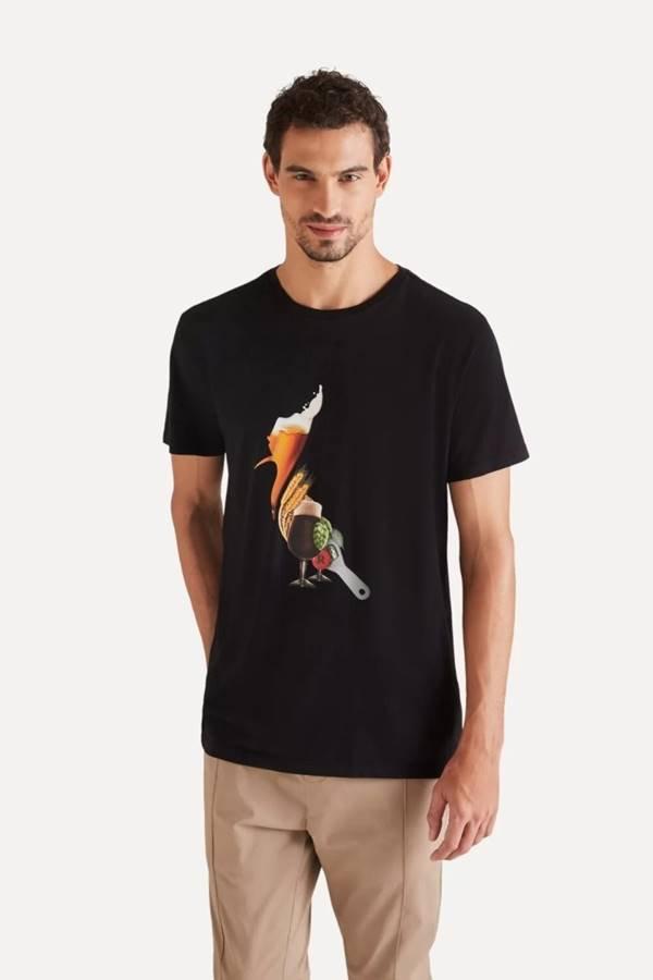 Camiseta da pagina Dafiti Eco
