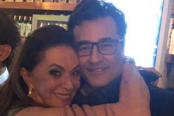Beth Szafir e Luciano Szafir