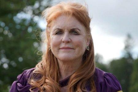 Duquesa de York Sarah Ferguson