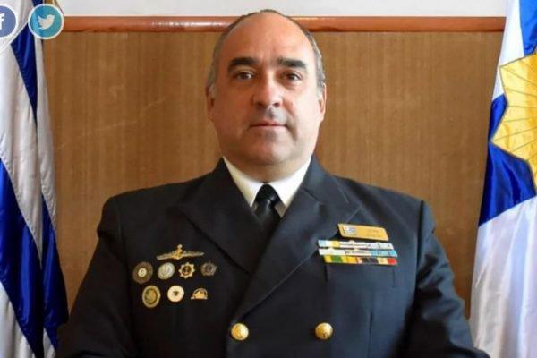 comandante marinha uruguaia