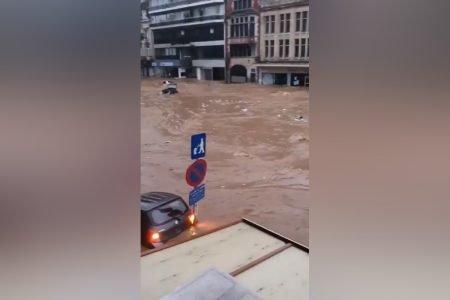 Enchente Alemanha