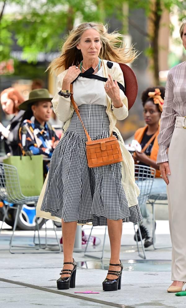 Sarah Jessica Parker atuando