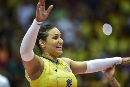 Tandara Seleção Brasileira de vôlei