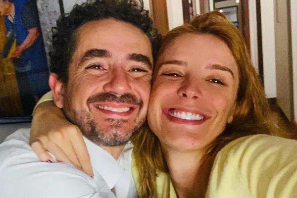Rafa Brites e Felipe Andreoli