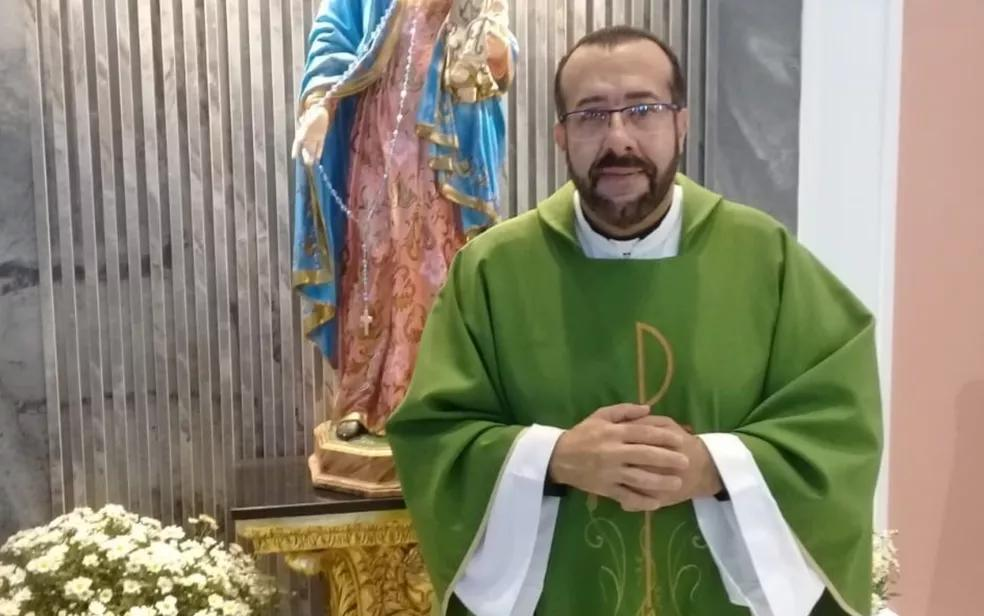 Padre estupro Goiás
