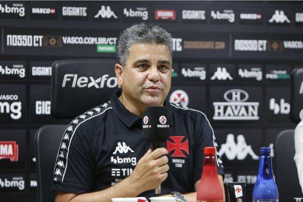 Marcelo Cabo é demitido do Vasco