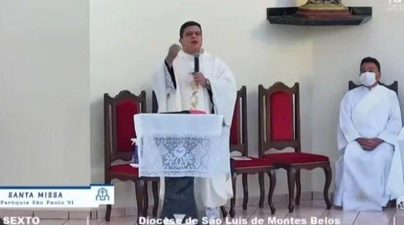 Padre Pablo Henrique, de Iporá (GO)