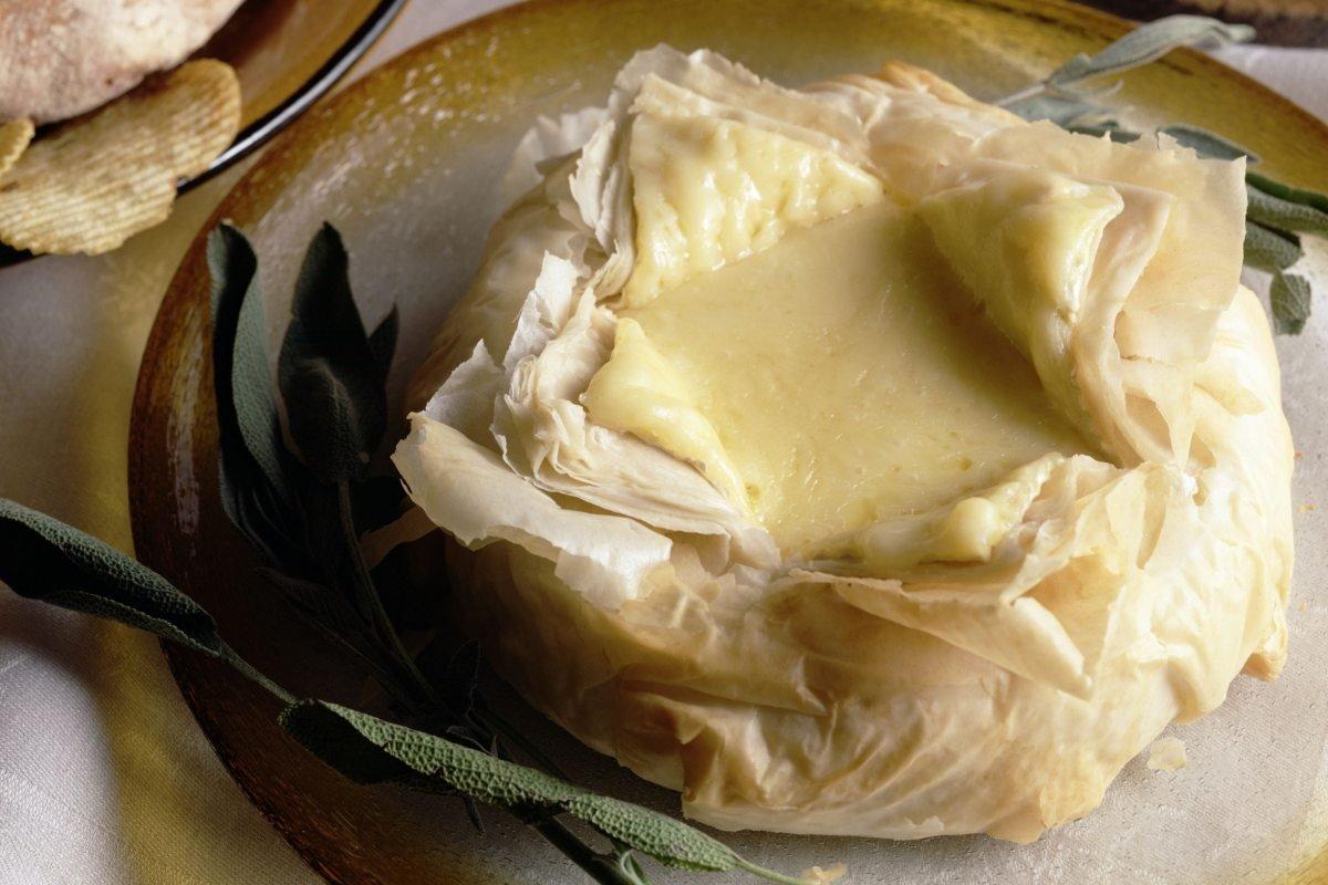 Brie Folhado