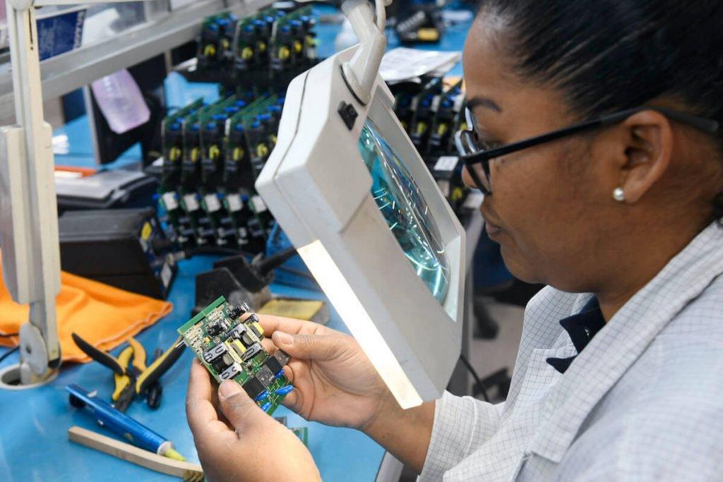 CNI trabalho futuro industria