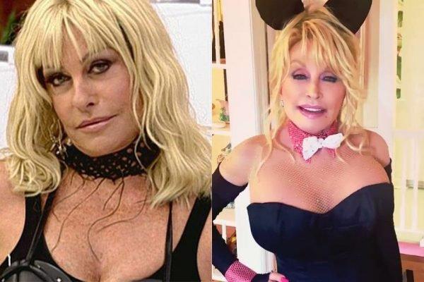 Ana Maria Braga e Dolly Parton