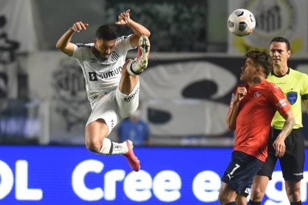 Independiente e Santos se enfrentam pela Sul-Americana