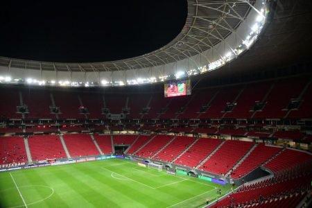 Torcida Flamengo Mané Garrincha