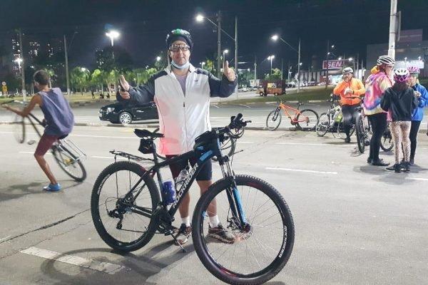 Ciclista Rafael Tofoli morto por motorista embriagado