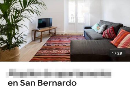 Foto apartamento em Sevilha