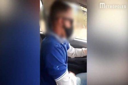 Vídeo: criminosos roubam veículo no DF e exibem nas redes sociais