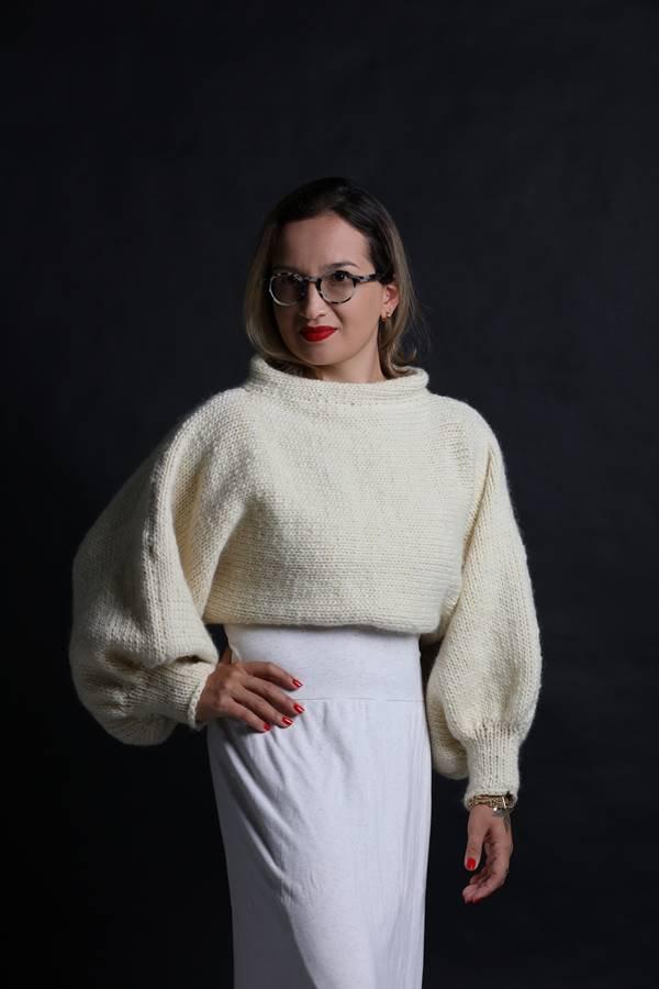 Catharinna Oliveira, criadora e fundadora da House of Gaia