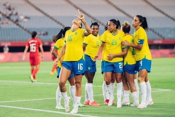 Bia Zaneratto Seleção Feminina