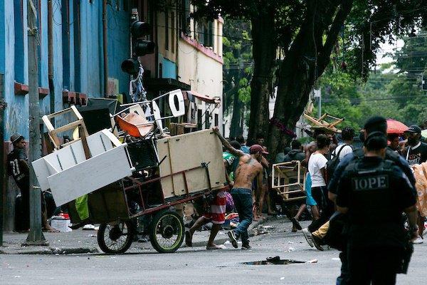 Cracolândia em São Paulo