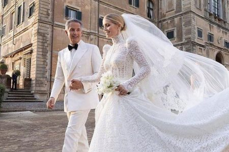 Casamento Lady Kitty Spencer e Michael Lewis