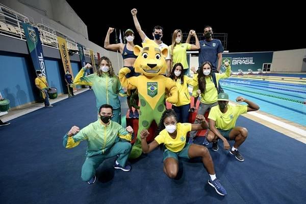Produtos para o time do Brasil