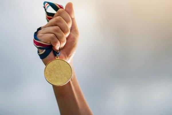 Medalha de ouro, Olimpíadas