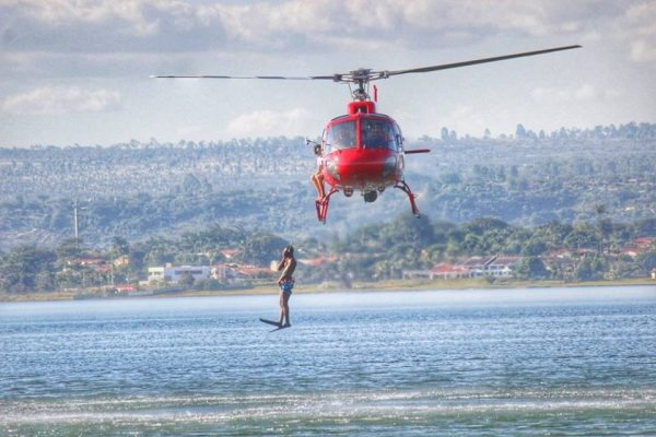 helicóptero bombeiros df