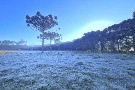 Santa Catarina Inverno Frio
