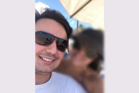 Jerzley Guedes, 32 anos, assassinado com um tiro no peito pelo pai