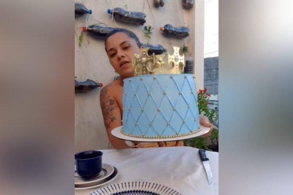 confeiteira Alidriana Santos