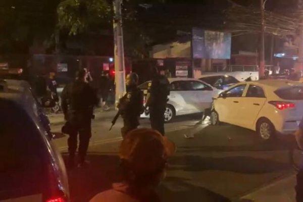 Tiroteio em Niterói deixou um policial morto
