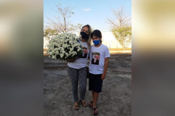 mulher perde ex maridos covid goias