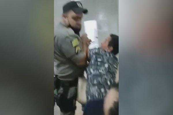 goias mulher denuncia agressao pm simolandia