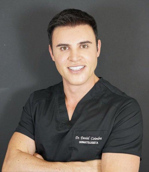 Dermatologista Daniel Coimbra