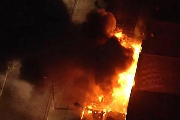 Incêndio na Cinemateca