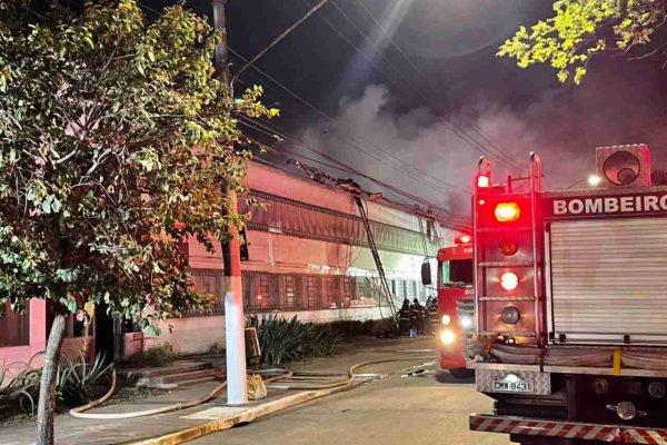 Incêndio atinge Cinemateca na Vila Leopoldina, zona oeste de São Paulo