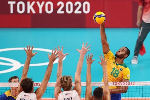 Lucarelli Brasil vôlei