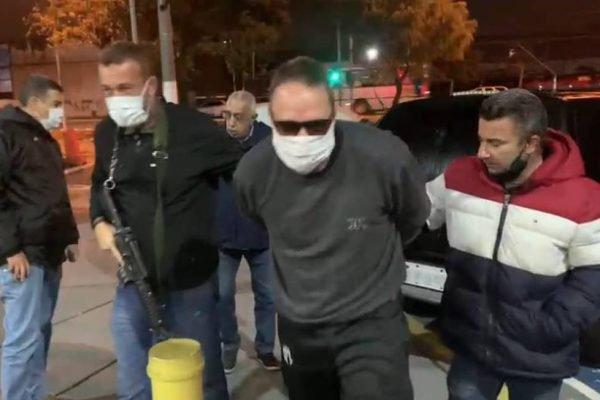 Polícia Civil do Rio prende, em São Paulo, o ex-vereador Cristiano Girão