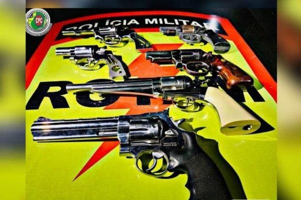 policia de goiás descobre oficina clandestina de armas em goiânia