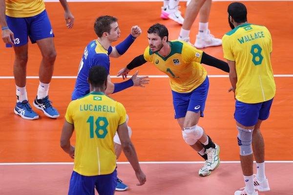Brasil vôlei Tóquio