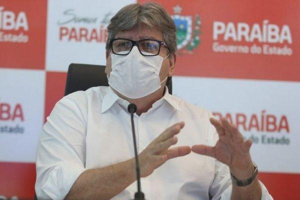 Governador Joao Azevedo Paraiba