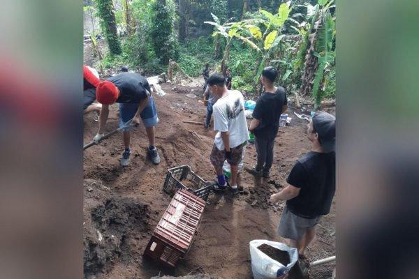 Subprefeitura da Tijuca interdita garimpo ilegal