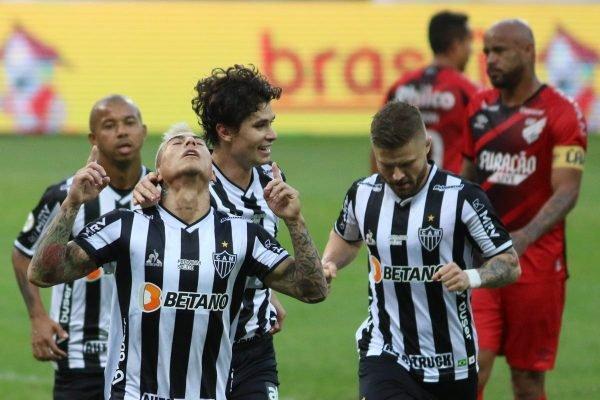 Atlético-MG Vargas