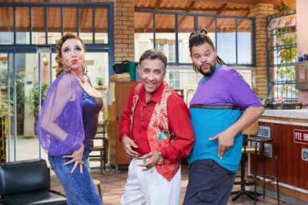 Marisa Orth, Maurício Manfrini e Babu Santana são os protagonistas do Central de Bicos