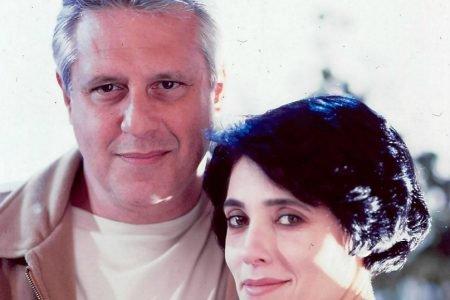 Antonio Fagundes e Christiane Torloni são Otávio e Diná em A Viagem