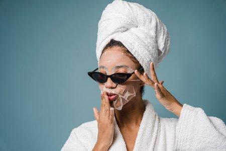 Skin care máscara facial