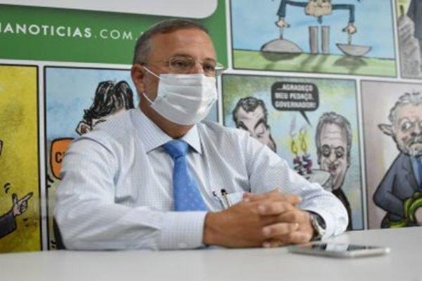 Secretário de Saúde da Bahia, Fábio Vilas-Boas