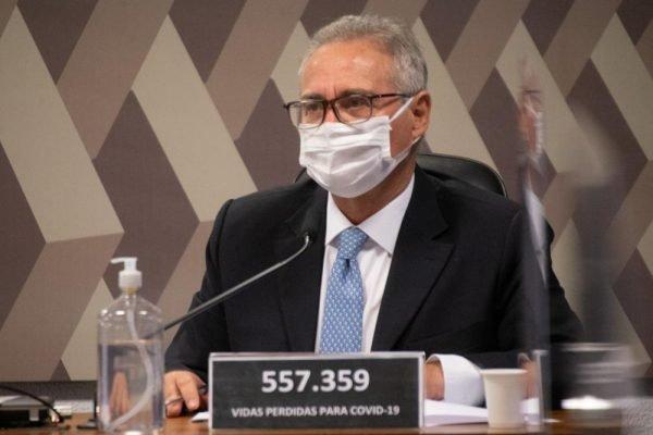 Relator da CPI da Covid, Renan Calheiros