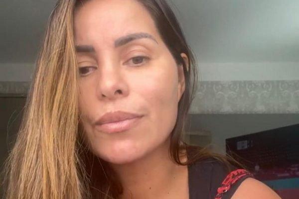 Cantora Walkyria Santos