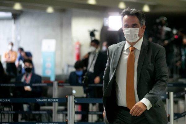 Ciro Nogueira andando