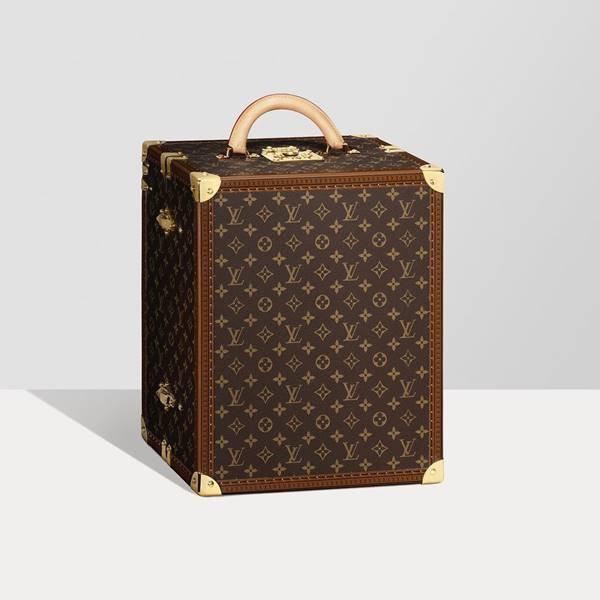 Mala da Louis Vuitton com Canvas Monogram